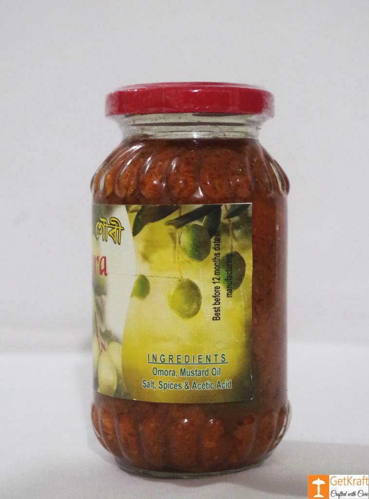 Omora Indian Hog Plum Pickle(#749)-gallery-3
