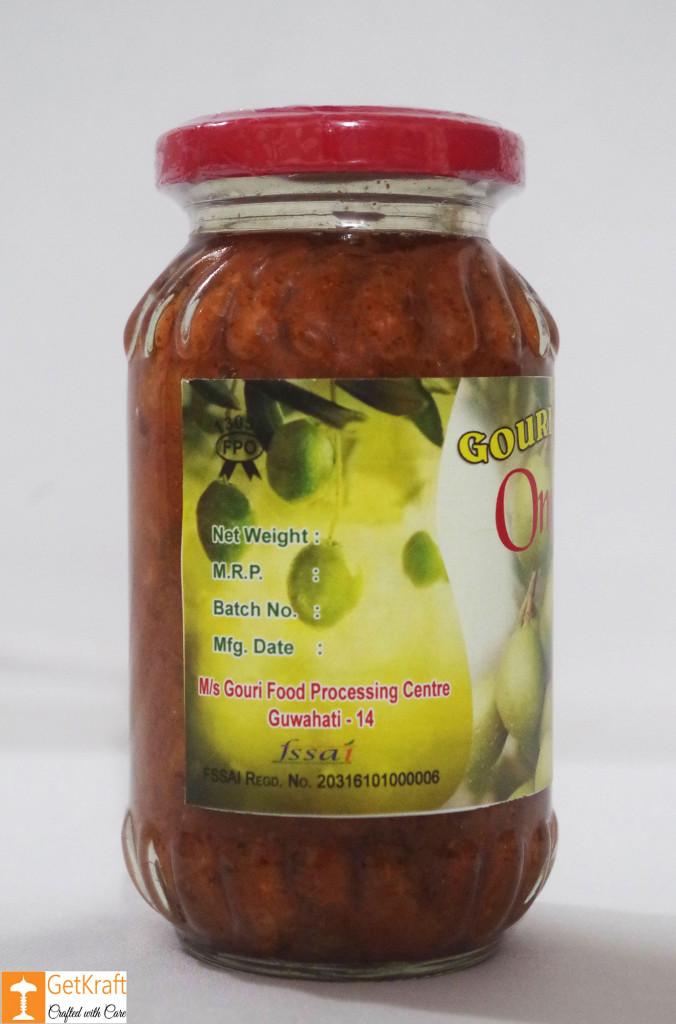 Omora Indian Hog Plum Pickle(#749)-gallery-4
