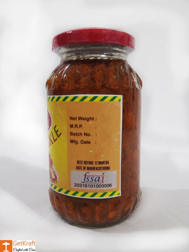 Mixed Fruit Pickle 300g(#750)-gallery-3