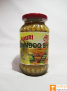 Bamboo Shoot Mixed with King Chilli Pickle 300g(#754) - getkraft.com