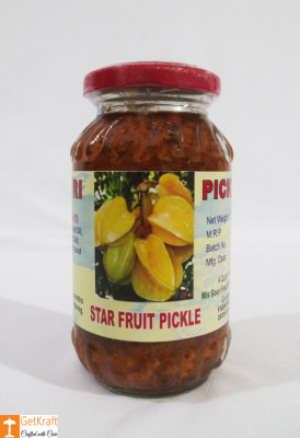 Carambola Star Fruit Pickle 300g(#755)-gallery-0