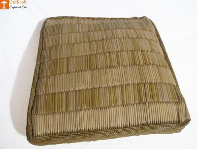 Yoga Meditation Straw Cushion(#782)-gallery-0