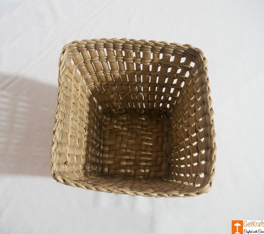 Mini Kauna Net Basket Pen Stand(#784)-gallery-1