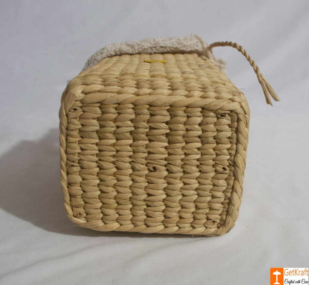 Kauna Water Juice Wine Bottle Carrier Basket(#787)-gallery-3