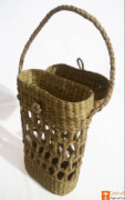 Kouna Tiffin Box or Water Bottle Carrying Basket(#789) - getkraft.com