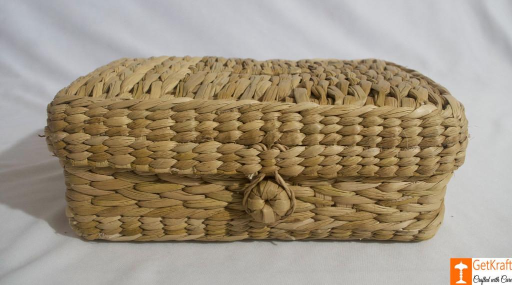Kouna Handmade Tissue Box(#791)-gallery-1