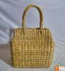 Medium Natural Straw Water Reed Handbag for Women(#794)-thumb-2