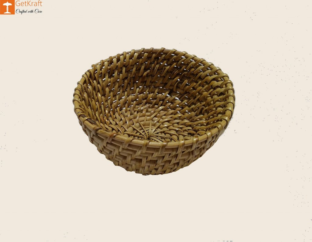 Cane Decorative Bowl(#831)-gallery-0