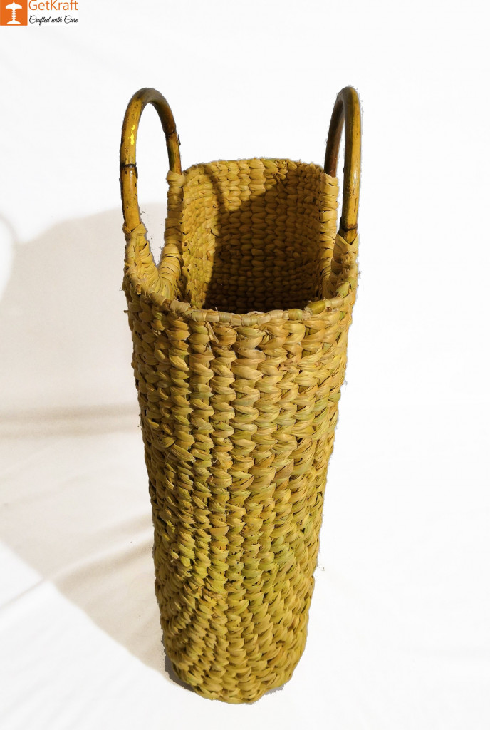 Kouna Natural V-bag for Women(#842)-gallery-1