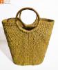 Natural Straw Natural V-bag for Women(#842) - getkraft.com