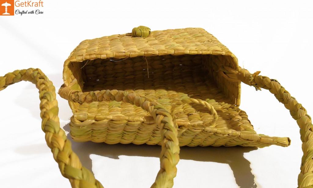 Natural Stylish Kouna Slingbag for Women(#844)-gallery-1