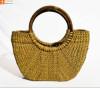 Natural Straw Mini U-Bag for Women(#848) - getkraft.com