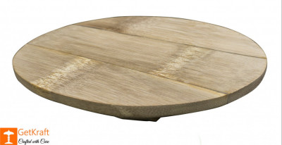 Bamboo Chopping Board(#856)-gallery-0