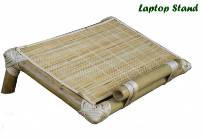 Bamboo Laptop Stand(#857)-gallery-0