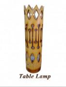 Bamboo Table Lamp by DB(#860) - getkraft.com