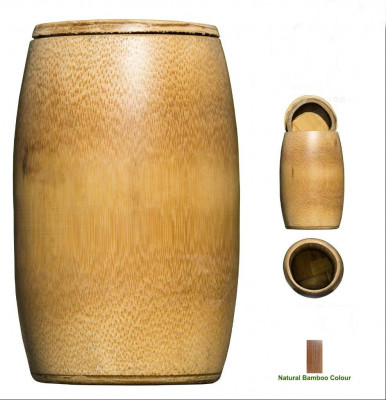 Bamboo Container Kitchen Pot(#879)-gallery-0