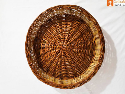 Wicker Multiple Use Tray(#896)-gallery-0