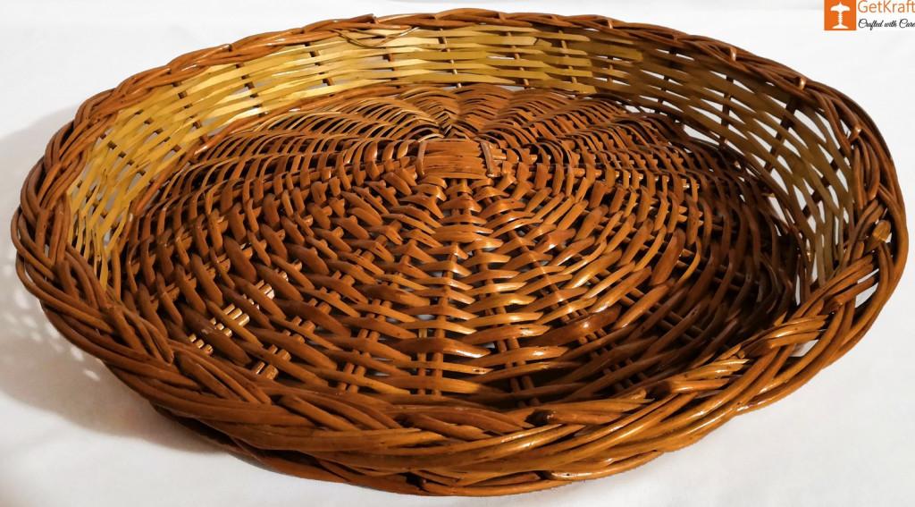 Wicker Multiple Use Tray(#896)-gallery-2