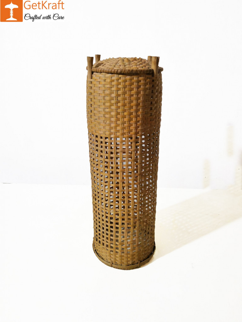 Bamboo Handicraft Lampshade(#900)-gallery-0