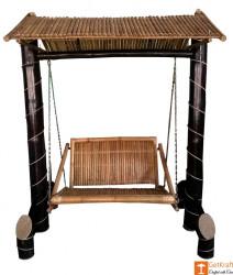 Bamboo Swinging Chair Jhoola(#905) - getkraft.com