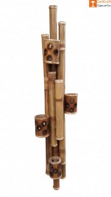 Bamboo Stylish Wall Mounted Lamp(#918)-gallery-0