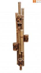 Bamboo Stylish Wall Mounted Lamp(#918) - getkraft.com