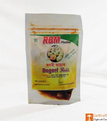 Bogori Jujube Berry Sweet Pickle 300gm(#923)-gallery-0