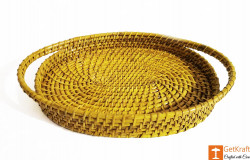 Cane Serving Tray for your Home or Restaurant(#963) - getkraft.com