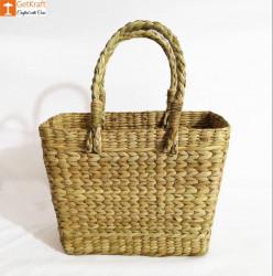 Natural Straw Handmade Bag(#982) - getkraft.com