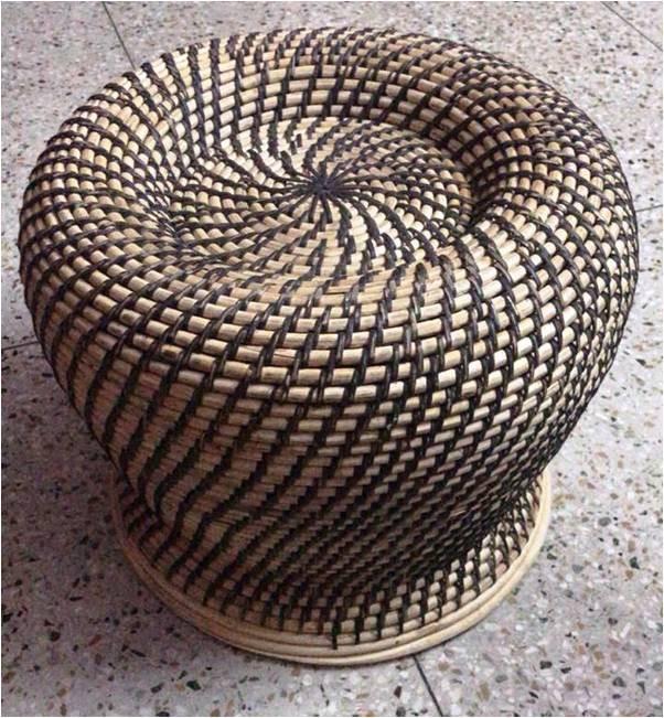 Cane Rattan Round Mura(#997)-gallery-0
