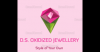 DS OXIDIZED JEWELLERY logo - getkraft.com