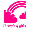Threads Gifts logo - getkraft.com