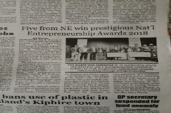 National Entrepreneurship Awards 2018 National News